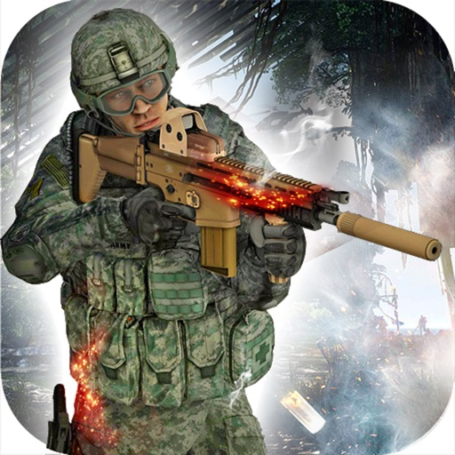 Contract Commando Shooter : Sniper Kill-er Action