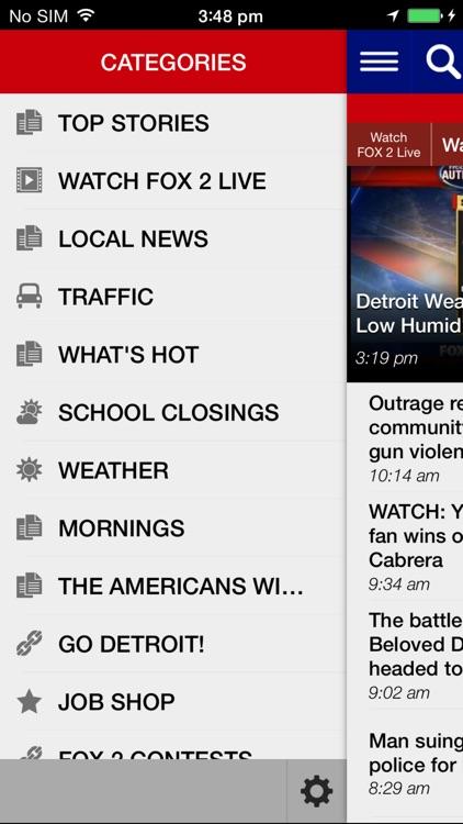 FOX 2 Detroit screenshot-3