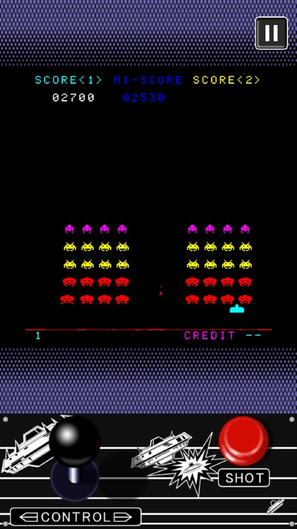 SPACE INVADERS screenshot-4