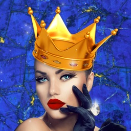 Royal & Flower Crown.s Selfie Stickers Pic Editor