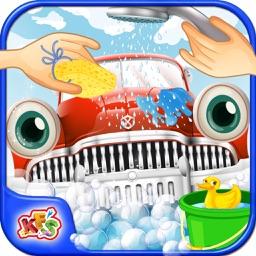 Car Wash Salon 2 – Cleanup & repair vehicle