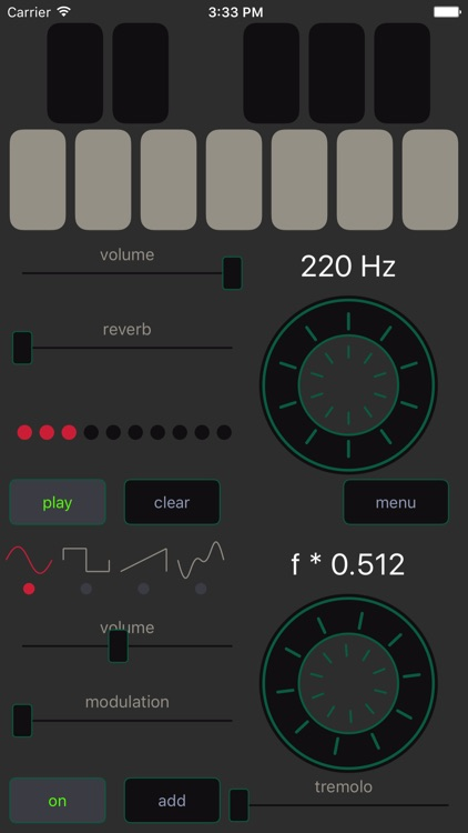 Sound Maker Synth screenshot-3