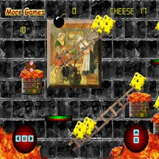 Activities of Medieval Cheese Meister Platform Game