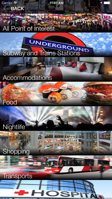 Southampton Offline Map and Travel Trip Guide screenshot two