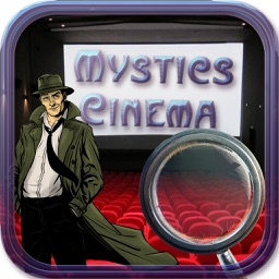 Hidden Object: Mystics In The Cinema  Gold Version