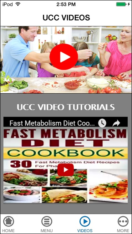 Ultra Metabolism Diet Recipes Guide for Beginners