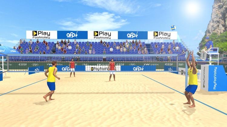 Beach Volleyball Simulator