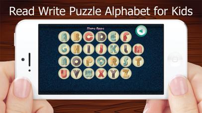 abc alphabet phonics song cursive playful screenshot two