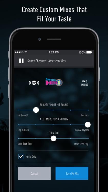 SiriusXM Radio - Music, Talk, Comedy, Sports, More screenshot-3