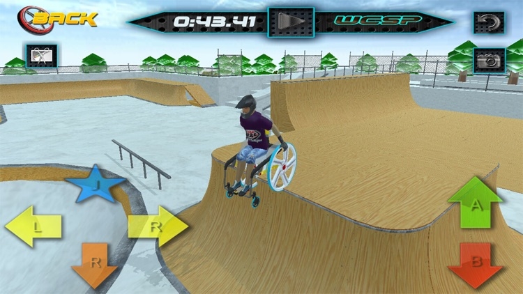 Trevairs Pro Wheel Chair Stunt screenshot-3