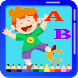 ABC Coloring Pages For Kids Drawing Basics Styles