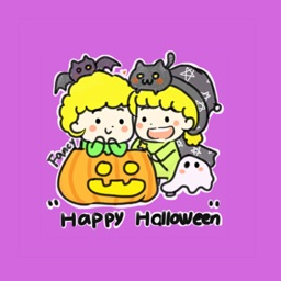 Happy Halloween − NHH Stickers