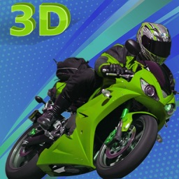 3D Moto Bike Racing: Fast Crash Race Free Fun Game