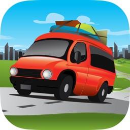 Crazy Road - Dash a Car Avoid Traffic Jam