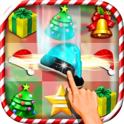 Jelly Match Mania - Christmas Game