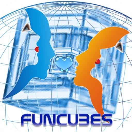 FUNCUBES - neue Freunde treffen & Geschenke finden