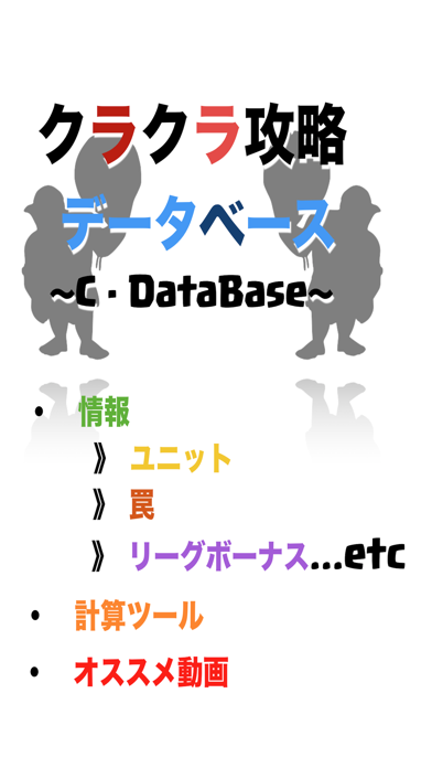 C-DataBase screenshot one