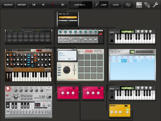 iMini screenshot
