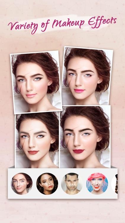 You Makeup - Free Beauty Camera & Photo Editor screenshot-3