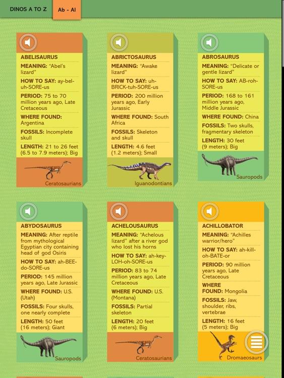 Ultimate Dinopedia: Complete Dinosaur Reference screenshot-4