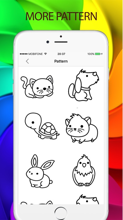 Sketches Color: a relaxing coloring book for kids