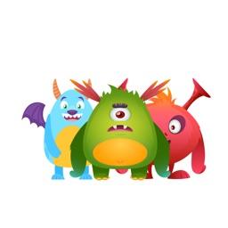 Cute Monsters HD