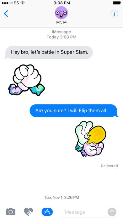 点击获取Super Slam Stickers