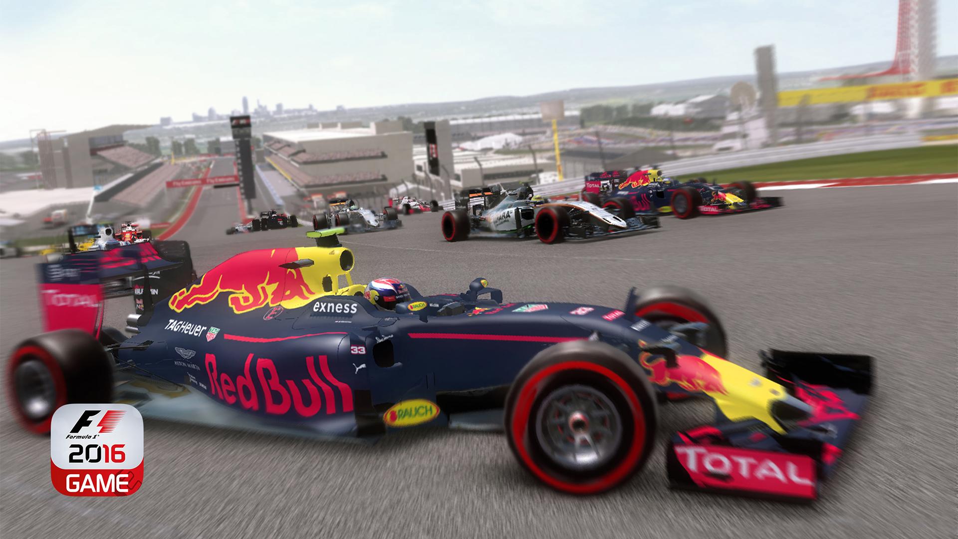 F1 2016 screenshot 14