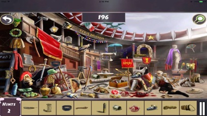 Free Hidden Objects:Find Evidence & Trace screenshot four