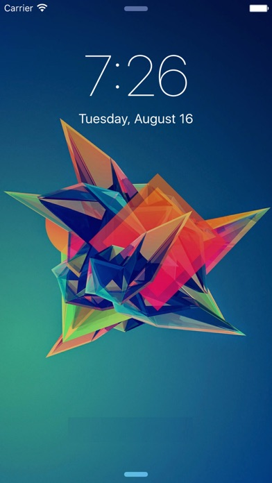 HD Wallpapers and themes Screenshot on iOS