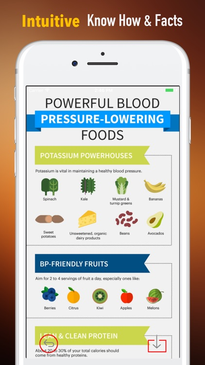 Naturally Reduce Blood Pressure Guide and Tips screenshot-0