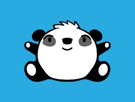 Unleash your inner panda with these fun stickers