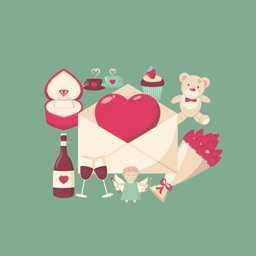 Animated Love Stickers