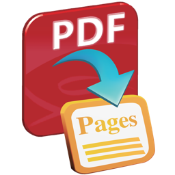Ícone do app PDF to Pages Converter Expert