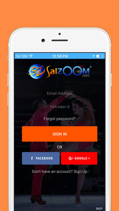 SalZOOM - Salsa Music & Dancing Events Near Me screenshot