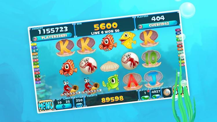 Fishy Slots Free