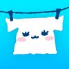 洗たく&天気:チラ見でバッチリ!見やすい【洗濯指数 & 天気予報】アプリ