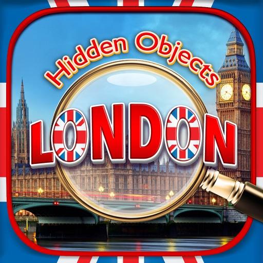 London Adventure Hidden Object Secret Puzzle Games