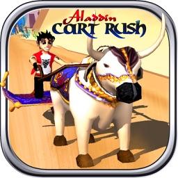 Aladdin Cart Rush 3D - Fun Racing Game for Kids