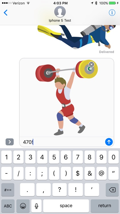 All Sport - Sticker Pack screenshot-0
