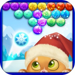 Jolly Christmas Bubble Shooter