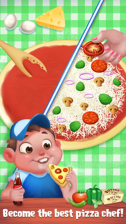 Bella's Pizza Place