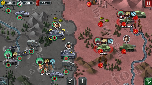 World Conqueror 3 Screenshot