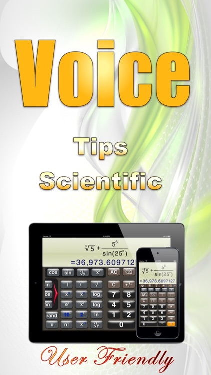 Calculator - Voice & Effect