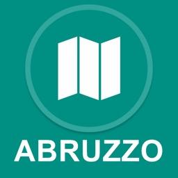 Abruzzo, Italy : Offline GPS Navigation