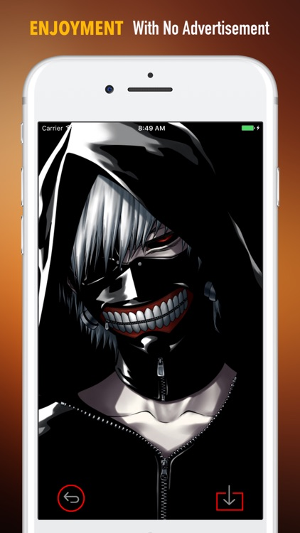 HD Wallpapers for Tokyo Ghoul-Quotes and Pictures