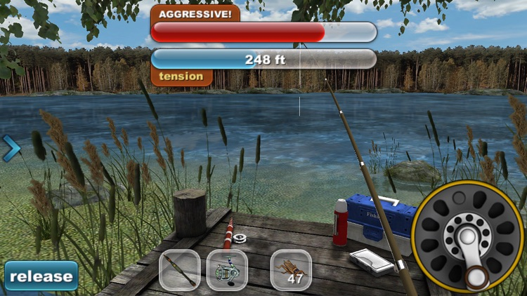 Fishing Paradise 3D screenshot-0