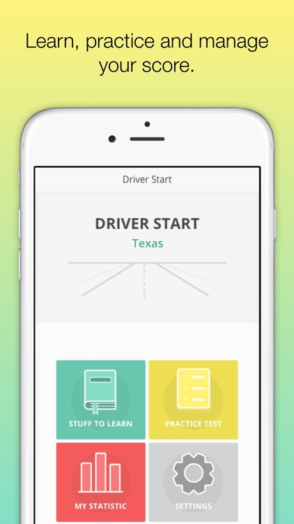 Texas DMV - TX Driver License knowledge test