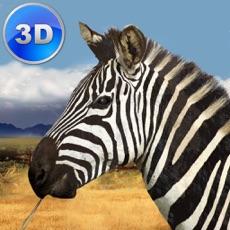Activities of Zebra Simulator 3D - African Horse Survival