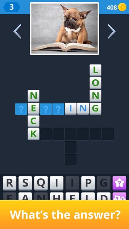 CrossPix Crossword - Picture Crossword Challenge